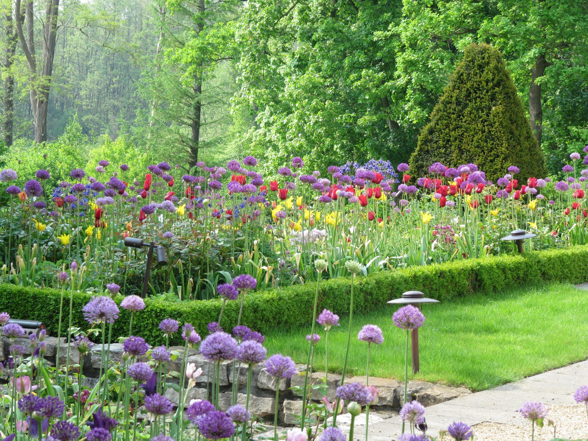 Ganzjährige Pflege von Beet- und Gartenanlagen in Berlin: Vom Küchengarten bis zu den Rosenbeeten