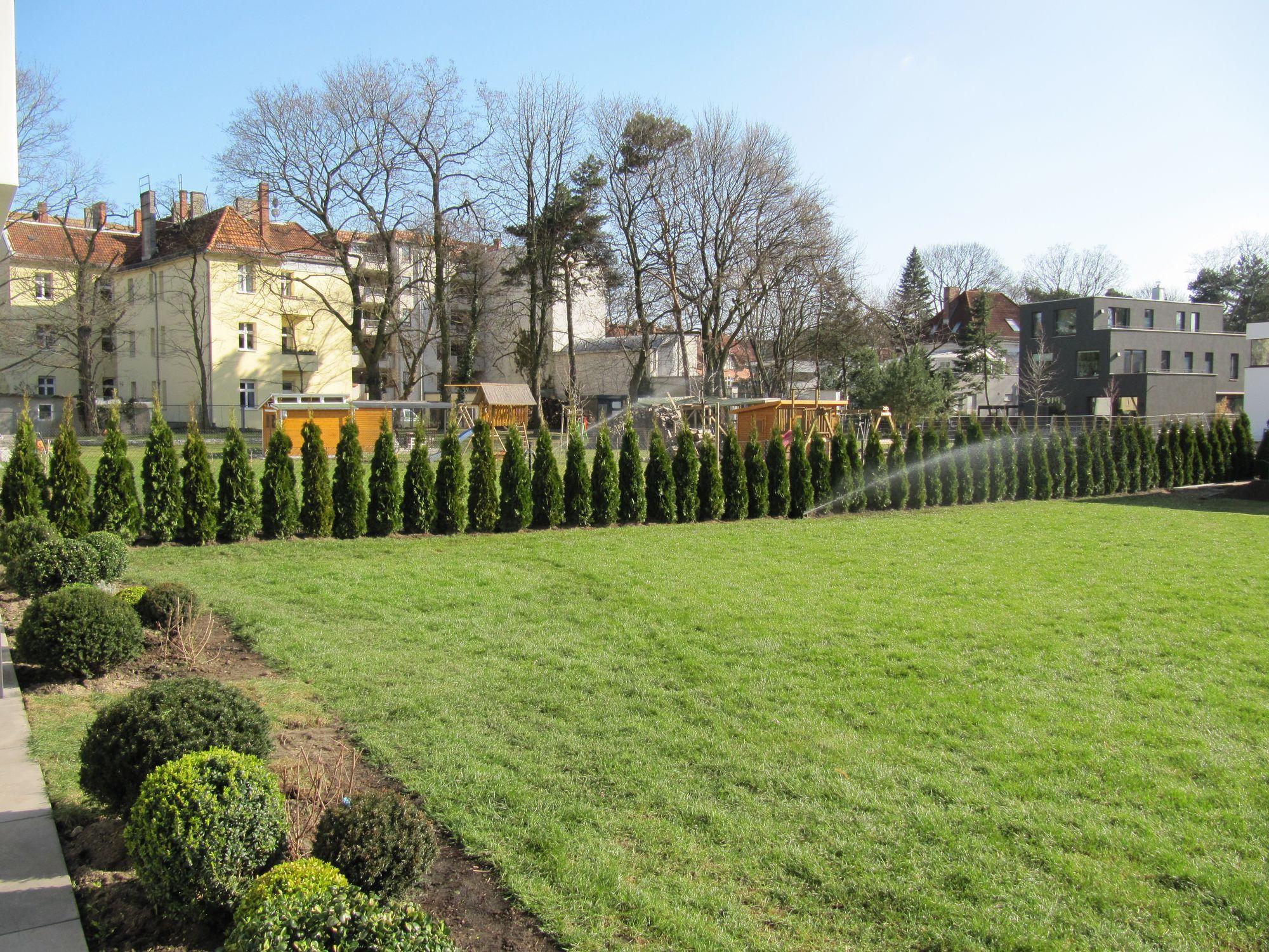 Gartengestaltung in Berlin und Brandenburg