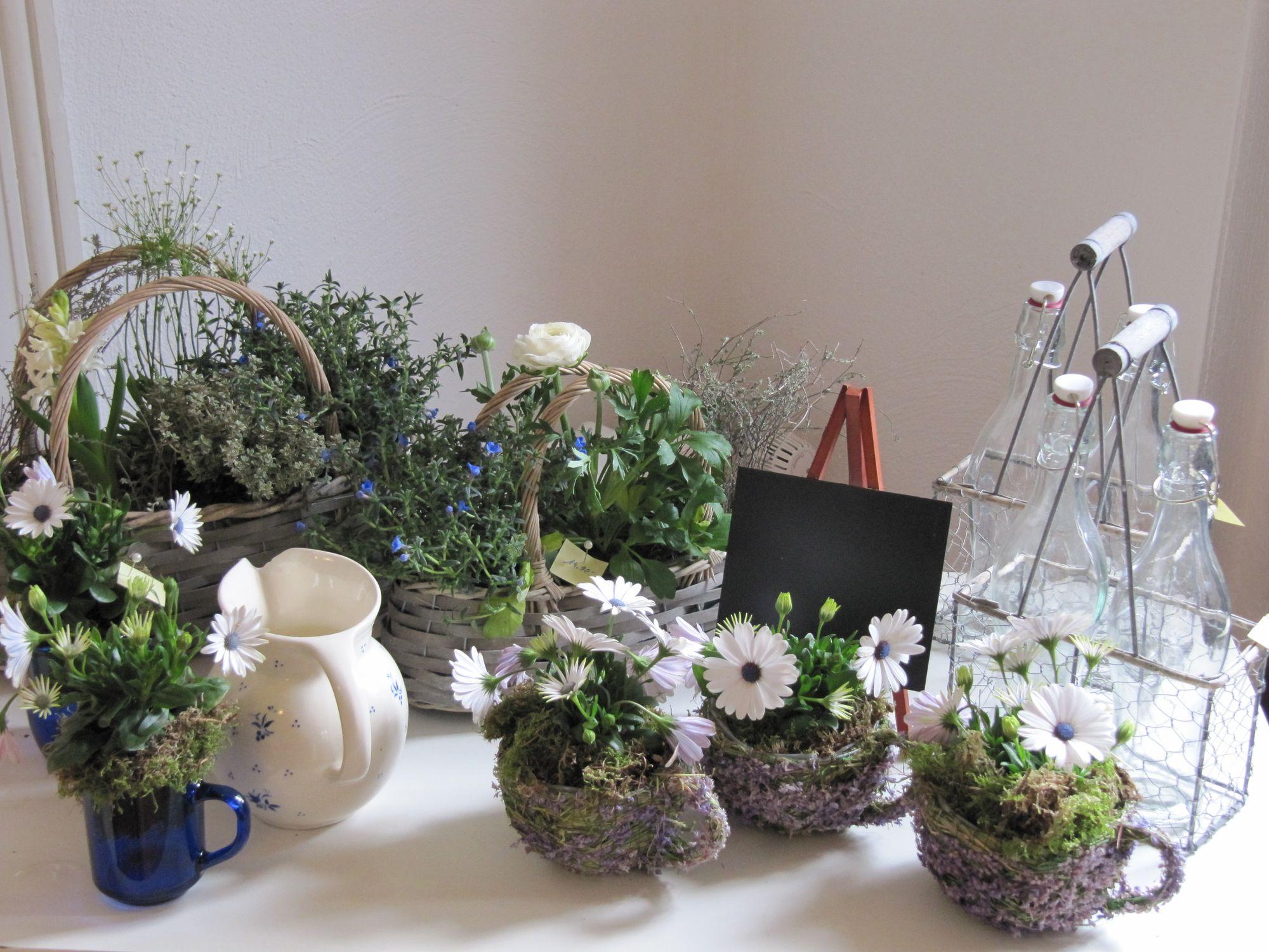 Bastelwerkstatt, Gartenseminare und kreativ Workshops für Kinder und Erwachsene in der GartenWerkstatt Berlin