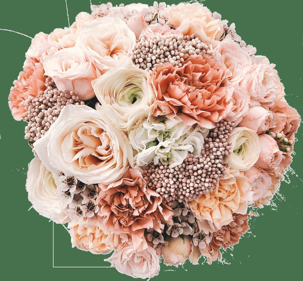 Blumenpräsente Florale Geschenke und Verpackung zum Muttertag, zum Jubiläum, zum Geburtstag
